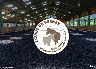 Stabilisation des sols de l'écurie de Bernex (74)