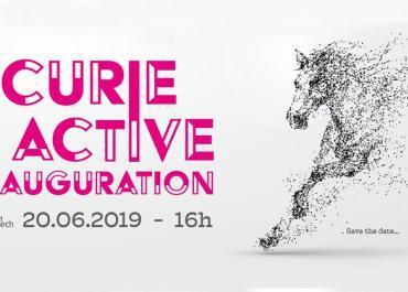 ECOVEGETAL sponsor platine de l'inauguration de l'écurie active de l'Institut de Genech
